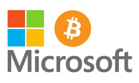 kryptopomocnik.pl Microsoft wierzy w Bitcoin