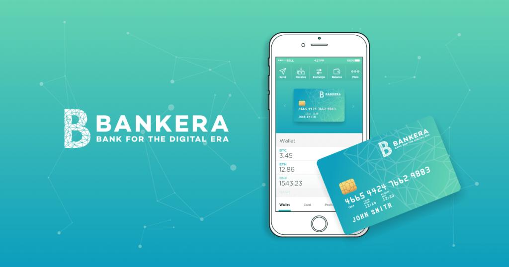 Bankera - bank w erze blockchain